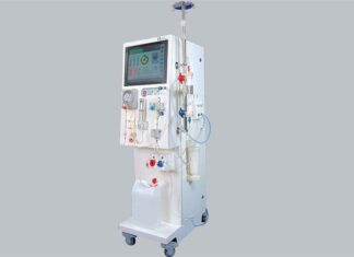 Iran, World's Fifth Country to Produce Hemodialysis Machine