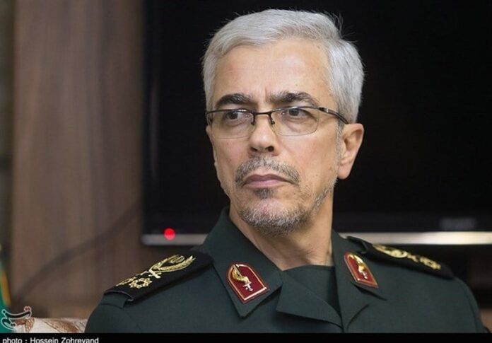 Top General Warns Enemies of Iran's Harsh Response to Miscalculation