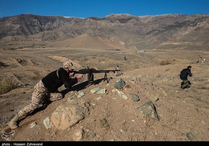 Iranian Soldier Killed in Shootout with Terrorists in Southeast Border