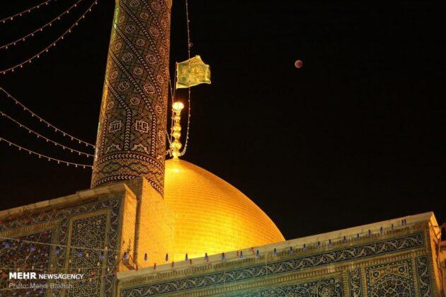 Longest Lunar Eclipse of Century_in iran