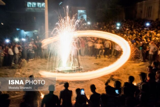 Nour Gavan; Ancient Ceremony to Mark Triumph of Light over Darkness