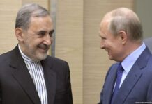 "Iran Leader's Aide Describes Putin as ""Logical, Brave"" Politician"