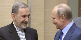 "Iran Leader's Aide Describes Putin as ""Logical, Brave"" Politician"