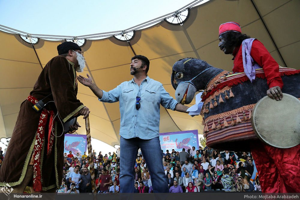 Non Muslim Perspective On The Revolution Of Imam Hussain: Photos: International Puppet Theatre Festival Opens In Tehran