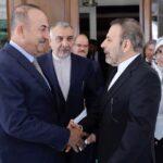 Erdogan Receives Iran President's Message, Hopes for Meeting in Tehran