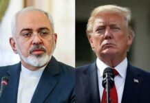 Zarif Raps US' Hypocrisy as Trump Snaps Back Anti-Iran Sanctions