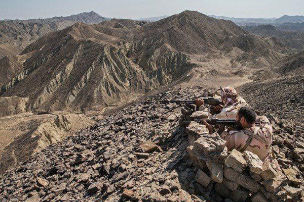 Iran Kills 10 Terrorists on Northwestern Border