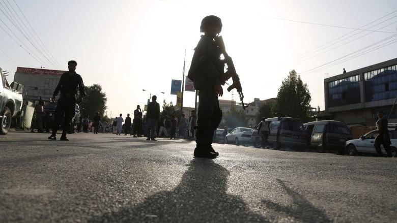 Gunmen attack intelligence service centre in Afghan capital Kabul