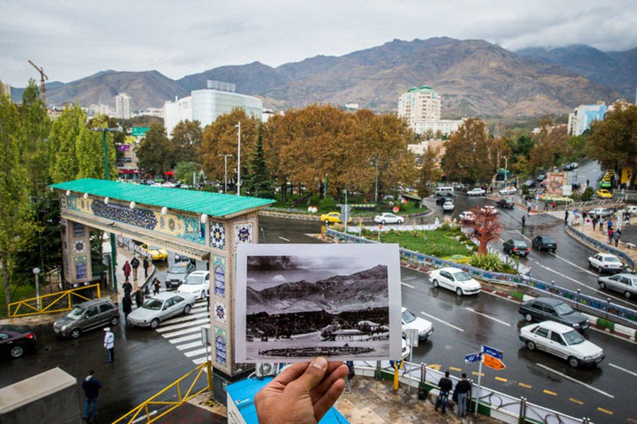 Tajrish: A Lovely Neighbourhood North of Tehran
