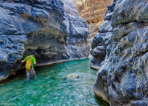Iran's Beauties in Photos: Helt Canyon