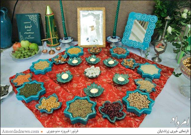 Zoroastrians in Iran Mark Mehregan Thanksgiving Festival