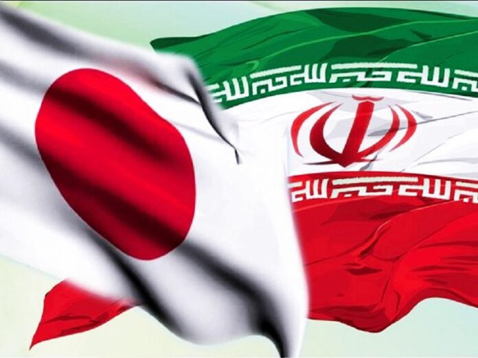 Iranian, Japanese Diplomats Discuss Bilateral Ties, COVID-19 Fight