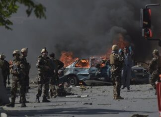 Iran Strongly Condemns Kabul Terrorist Attack