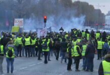 Yellow Vest Protests Force Macron to Suspend Fuel Tax Hikes