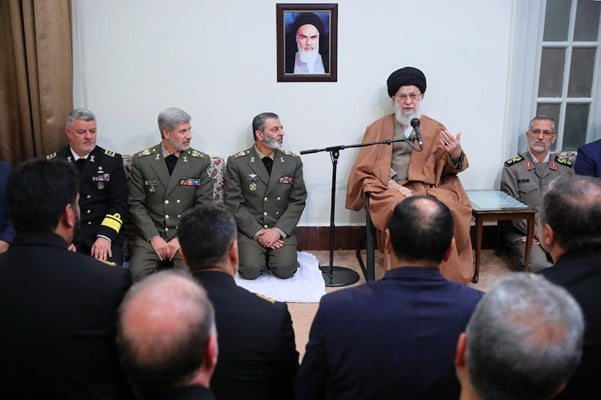 Iran Has No Intention to Wage War on Any Country: Leader