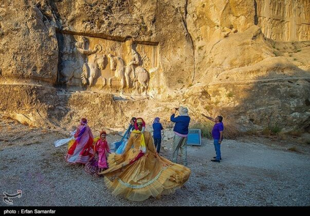 Women from Historical Chogan Canyon