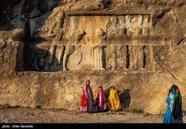 Iranian People, Historical Chogan Canyon