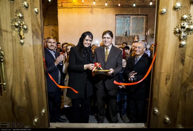 Historical House in Tehran Converted into Hostel for Tourists