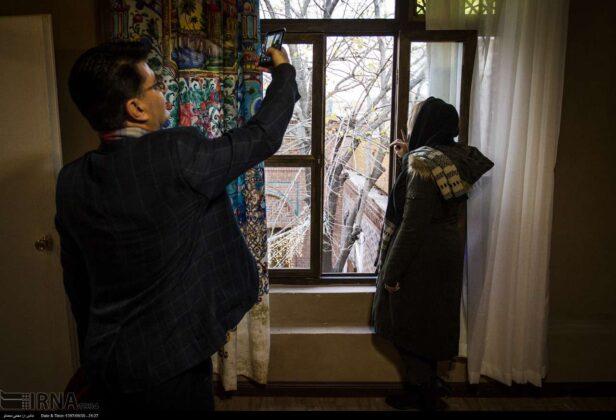 Historical Hostel in Tehran
