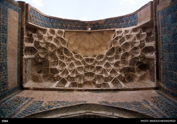 Bayazid Bastami's Tomb; Tourist Attraction in Iran's Semnan