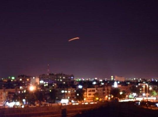 Israeli Airstrikes Target Hezbollah Arms Depot near Damascus