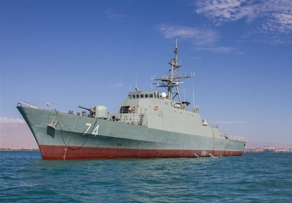 Iran Navy To Send Warships To Atlantic