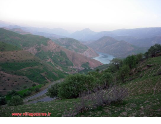 Iran's Zaras Tourist Village; A Gem in Heart of Zagros Mountains