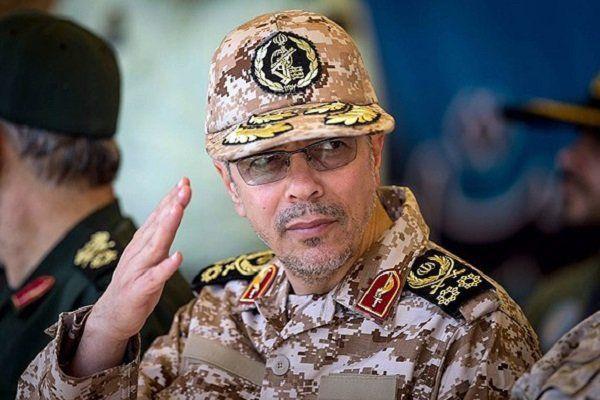 Iran Top Commander General Bagheri
