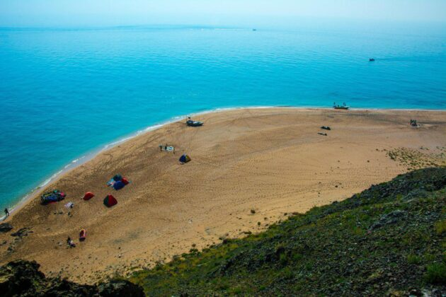 Nabio, Pristine Island in Persian Gulf