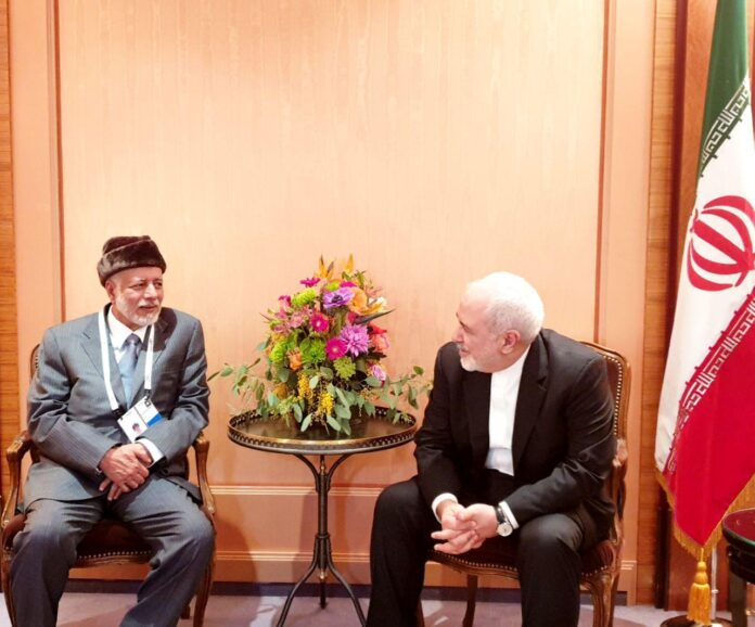 Iranians Ready to Negotiate, but Not under Pressure: Omani FM
