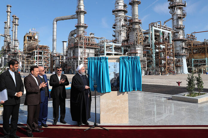 Persian Gulf Star Refinery Makes Iran Self-Sufficient in Petrol Production