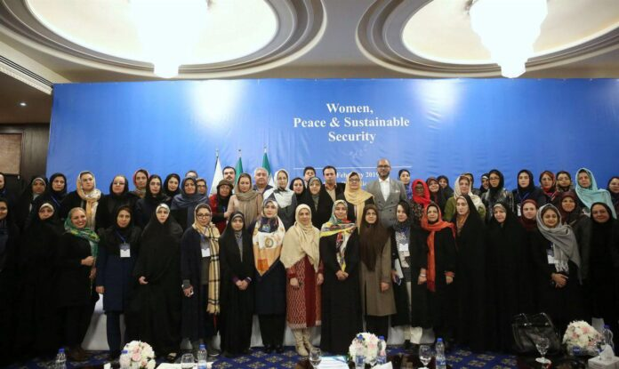 Tehran Hosts Int'l Event on Women, Sustainability, Peace, Security