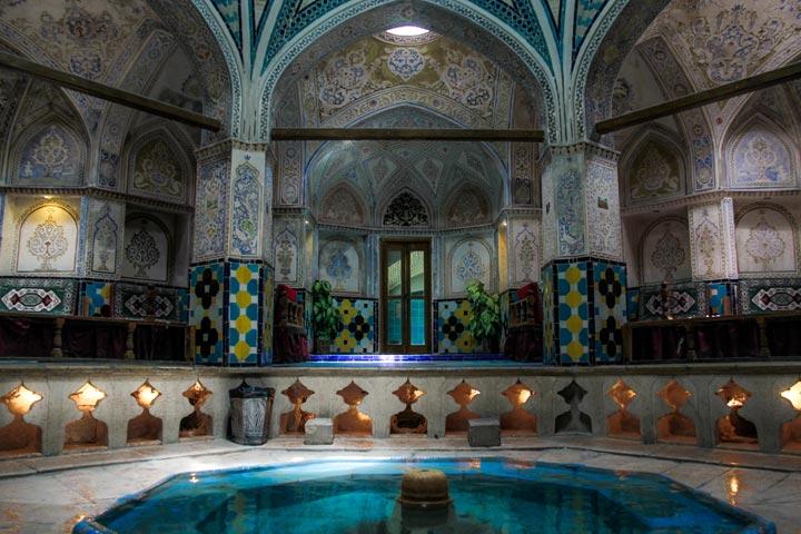 Bath of Soltan Amir Ahmad