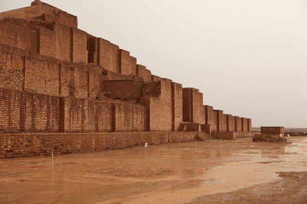 Ziggurat of Chogha Zanbil, Iran