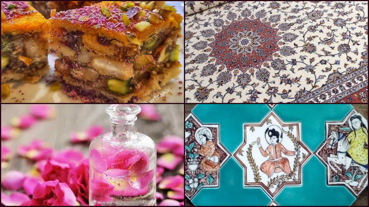 Kashan Souvenirs