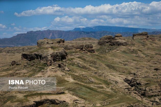 Pristine Valley of Towbiroun; Natural Cooler in Hot Season