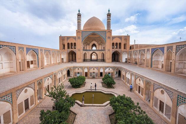 Historical building, Iran