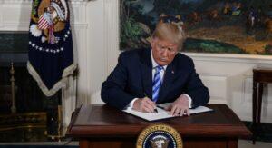 US Designates Iran's IRGC as Foreign Terrorist Group