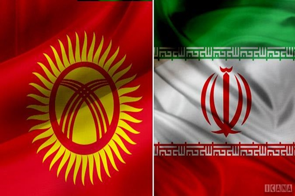 Iran's President Calls for Closer Ties with Kyrgyzstan