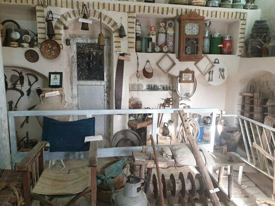 Iranian Villager Establishes Museum of Agriculture