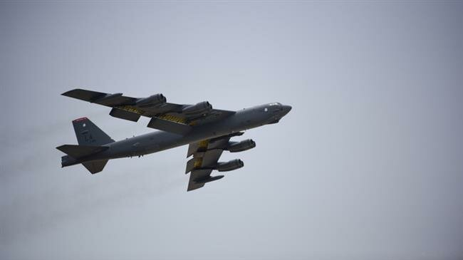 B-52 Bomber Conducts First Anti-Iran Mission in Persian Gulf: US