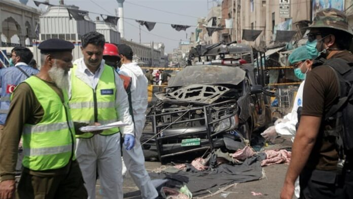 Iran Strongly Condemns Terror Attacks in Lahore, Kabul