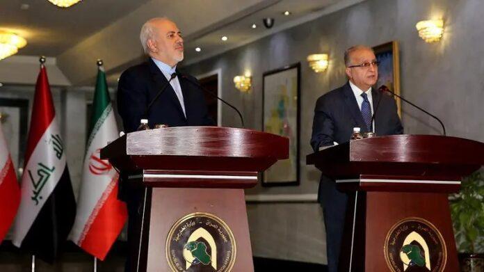 Iran and Iraq FMs