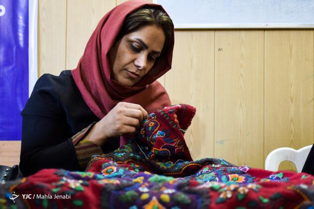 Pateh-Sewing; Folk Art of Women in Iran's Kerman