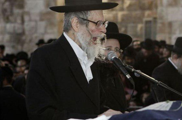 Arabs Have 'Genetic Problems', Want to Be Under Occupation: Rabbi