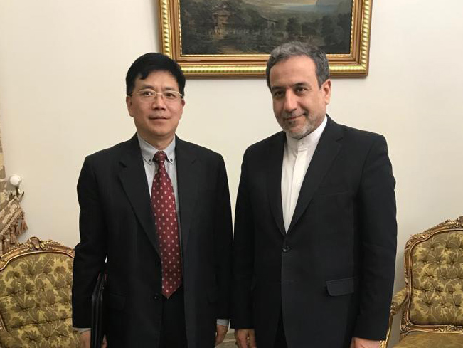 Iran, China Discuss Afghanistan Peace in Tehran