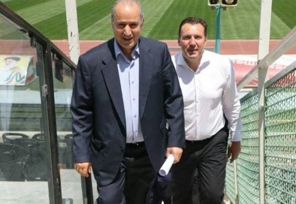 Iran Hires Marc Wilmots as New Manager of Team Melli