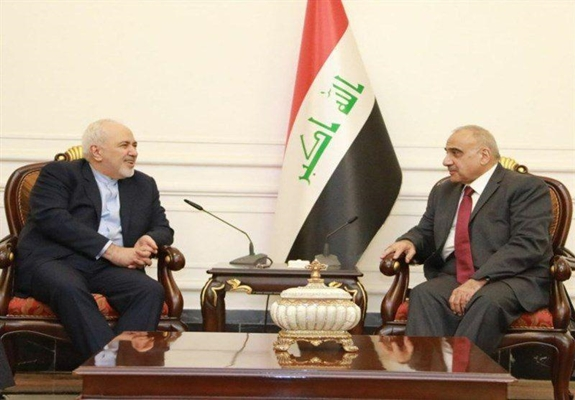 Iran, Iraq Vow to Work Together against Possible War