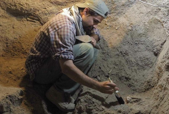 Medieval Underground City Unearthed in Central Iran