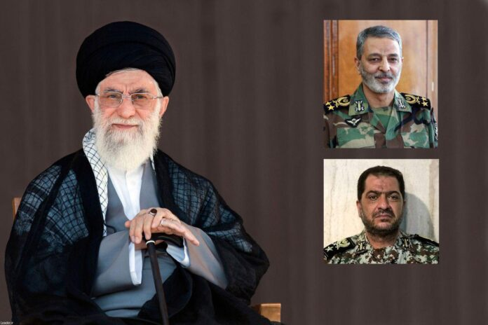 Ayatollah Khamenei Appoints New Air Defence Commanders